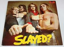 SLADE - SLAYED?  [Vinyl LP,1972] Rare German Import 2383 163 1st Pressing *EXC*