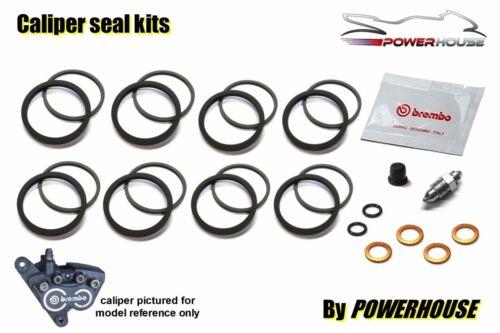 BMW K1100 RS 92-96 Brembo front brake caliper seal repair kit set 1995 1996