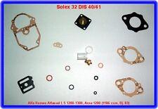 Alfasud Super,Solex 32 DIS,Vergaser Rep.Satz