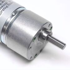 2x Low Mechanical Noise 24v 301 180rpm Gearhead Motor Power Electric Products