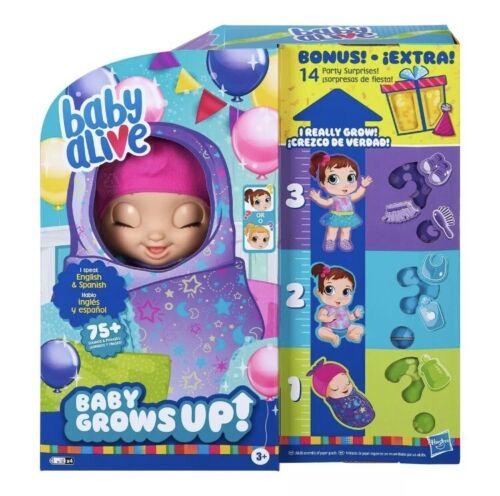 New Listing Baby Alive Baby Grows Up Dreamy ? Shining Skylar or Star Dreamer ? Bonus Pack