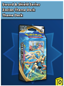 Sword-amp-Shield-Rebel-Clash-Zacian-Theme-Deck-PTCGO-Digital-Pokemon-TCG-Online