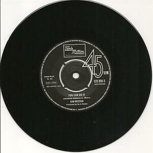 KIM-WESTON-You-can-do-it-SPINNERS-More-than-friends-7-45rpm-LISTEN