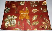 Fall Placemats Fall Leaves Set Of 4 13 X 18