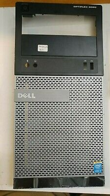 Dell NG91R Optiplex 3020 MT Mini Tower Front Bezel Face with Badge