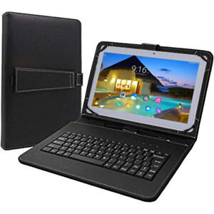 10-1-034-Inch-Android-Tablet-PC-Unlocked-3G-Dual-Sim-Phablet-GPS-Bundled-Keyboard
