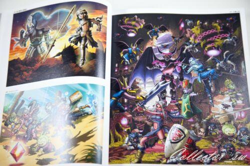 Code 3-7 Days JPDragon Quest X Artworks The Art of Astoltia