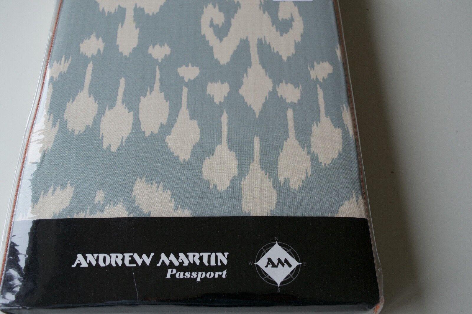 New AUTHENTIC ANDREW MARTIN Double  Duvet SET & 2 Pillowcases