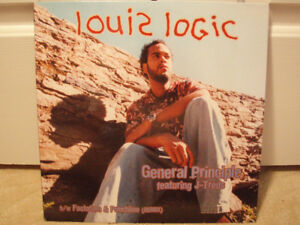 LOUIS-LOGIC-J-TREDS-GENERAL-PRINCIPLE-FACTOTUM-12-034-2000-RARE