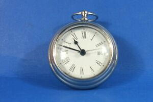Pottery Barn Large Pocket Watch Quartz Ref B 978 Ebay