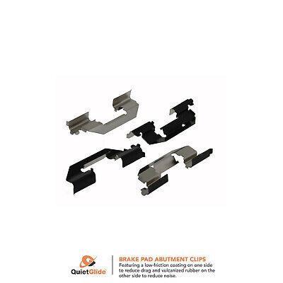 Better Brake Parts 13426 Front Disc Brake Hardware Kit