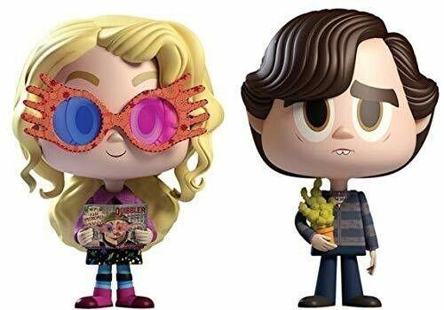 Harry Potter - Luna & Neville 2pk - Funko Vynl: (Toy New)