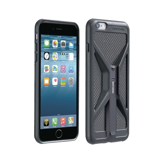 TOPEAK RIDECASE per  iPhone 6 6s + con FlipStand e multi supporto bici  your satisfaction is our target