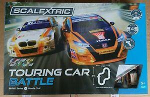 SCALEXTRIC-C1372-Touring-Car-Battle-Racing-Set
