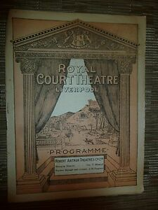 ROYAL-COURT-THEATRE-PROGRAMME-MARY-BYRON-in-THE-BEST-PEOPLE