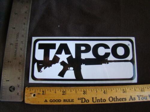 Tapco decal sticker