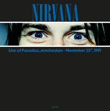 Nirvana - Live At Paradiso - Amsterdam November 1991 - 180gram Vinyl LP *NEW*