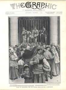 1905-Feeding-Starving-People-At-Monte-Leone-Irish-Reform-Anglo-Japanese-Treaty