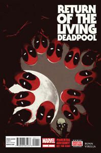 Marvel-Night-of-the-Living-Deadpool-Comic-1-2015-Cullen-Bunn-NM