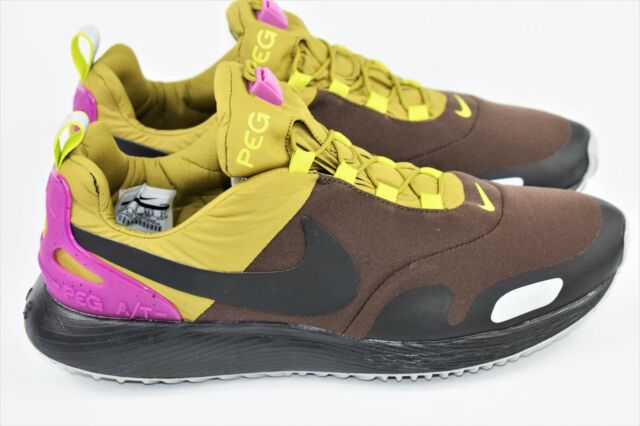 the latest 28052 8e2df Details about Nike Air Pegasus A/T 9 Mens Size 9 All Terrain Shoes Brown  ACG 924469 301 Rare
