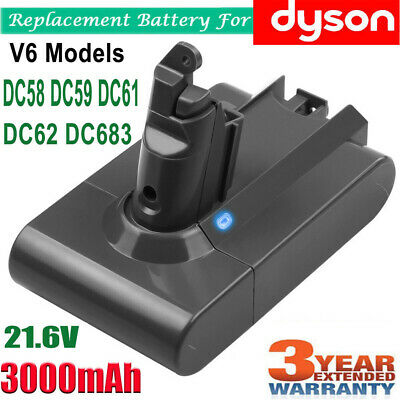 Battery For Dyson Animal Vacuum Cordless Fast Ebay
