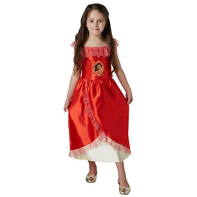 Rubie's Disney Princess, Elena Of Avalor Childs / Girls Fancy Dress Costume