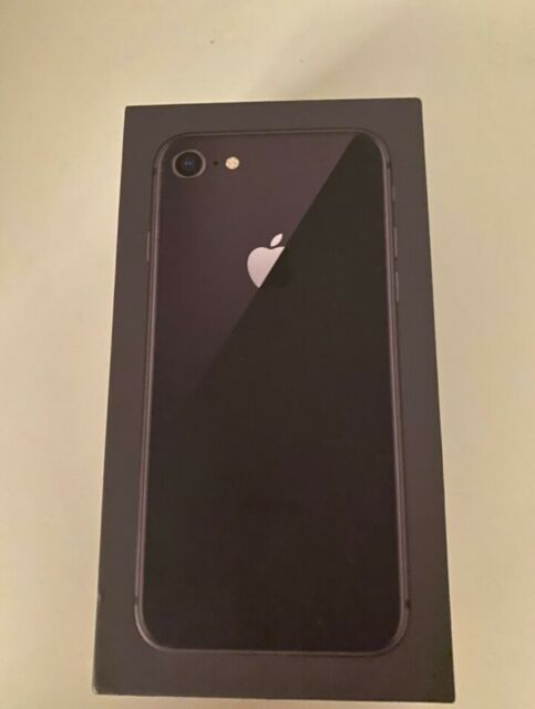 Apple iPhone 8  - 256GB - Space Gray (Unlocked)