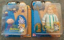 SERIES 3 THE FAMILY GUY THE POPE ACTION FIGURE MIB MEZCO