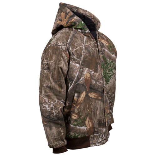 King/'s Camo Kids Classic Insulated Jacket Realtree Edge