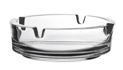 Aschenbecher Glas 6 Stück / Pack Transparent Glasaschenbecher Blitzversand Hindernis Entfernen