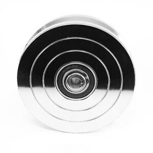 6-034-V-Groove-Caster-Solid-Wheel-Sliding-Gate-Roller-Slide-with-optional-box