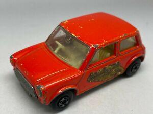 MATCHBOX Lesney Superfast Nº 29 Mini Auto da Corsa