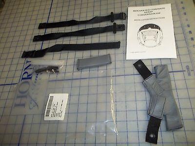 wholesale case 40 gentex HGU-55//P HGU-68//P chin strap nape pilot flight helmet