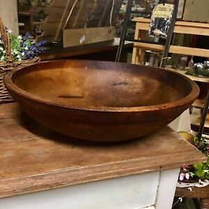 14-Antique-Wooden-Bowl-Primitive