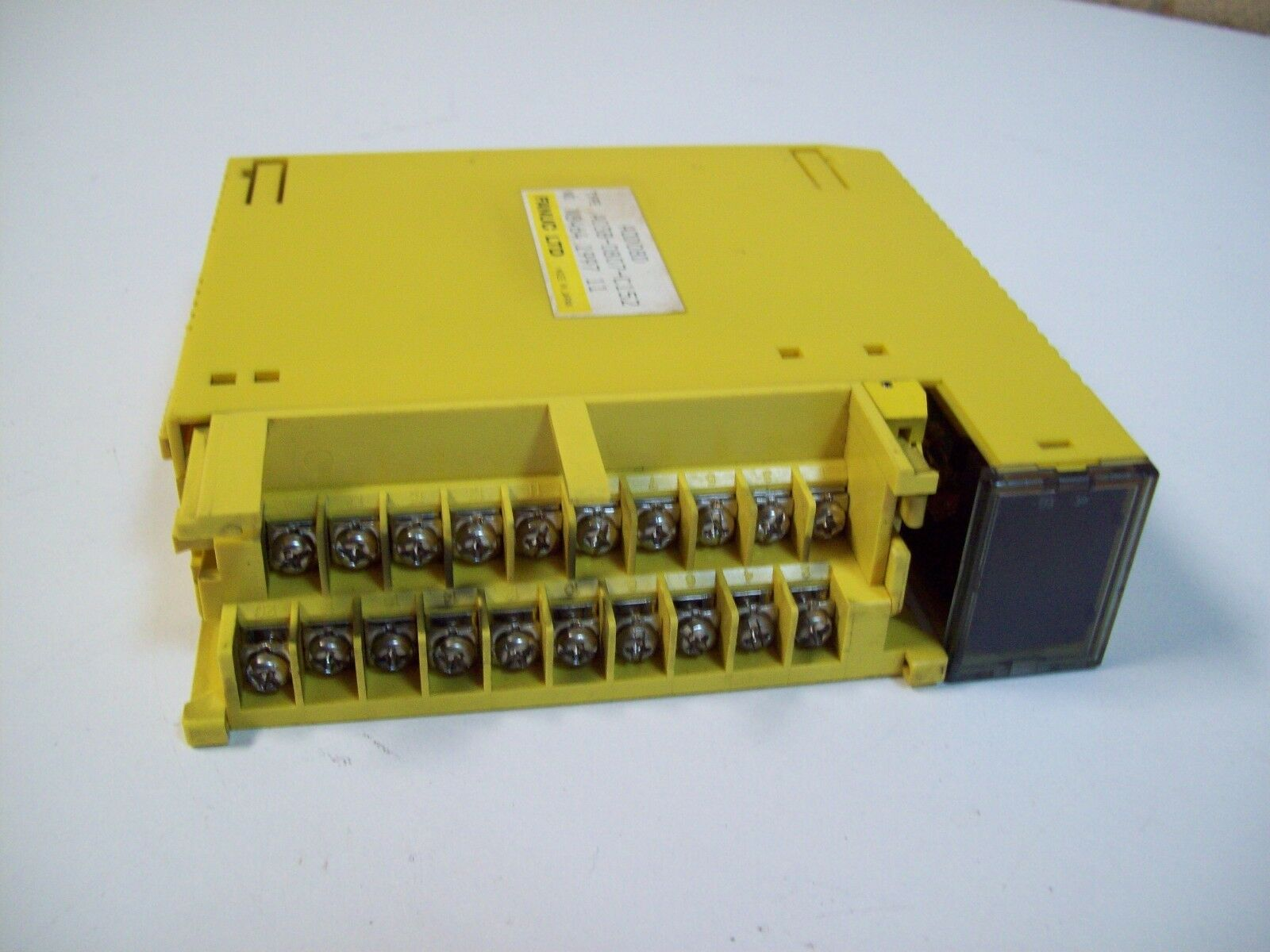 FANUC A03B-0807-C152 I O 8PT MODULE A0D08D - NO DOOR - USED - FREE SHIPPING