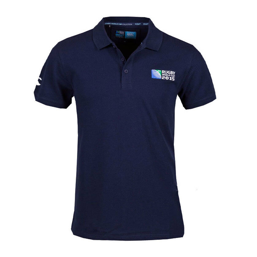 Rugby World Cup 2015 No. 8 Polo -  Sizes S - 3XL  SALE PRICE