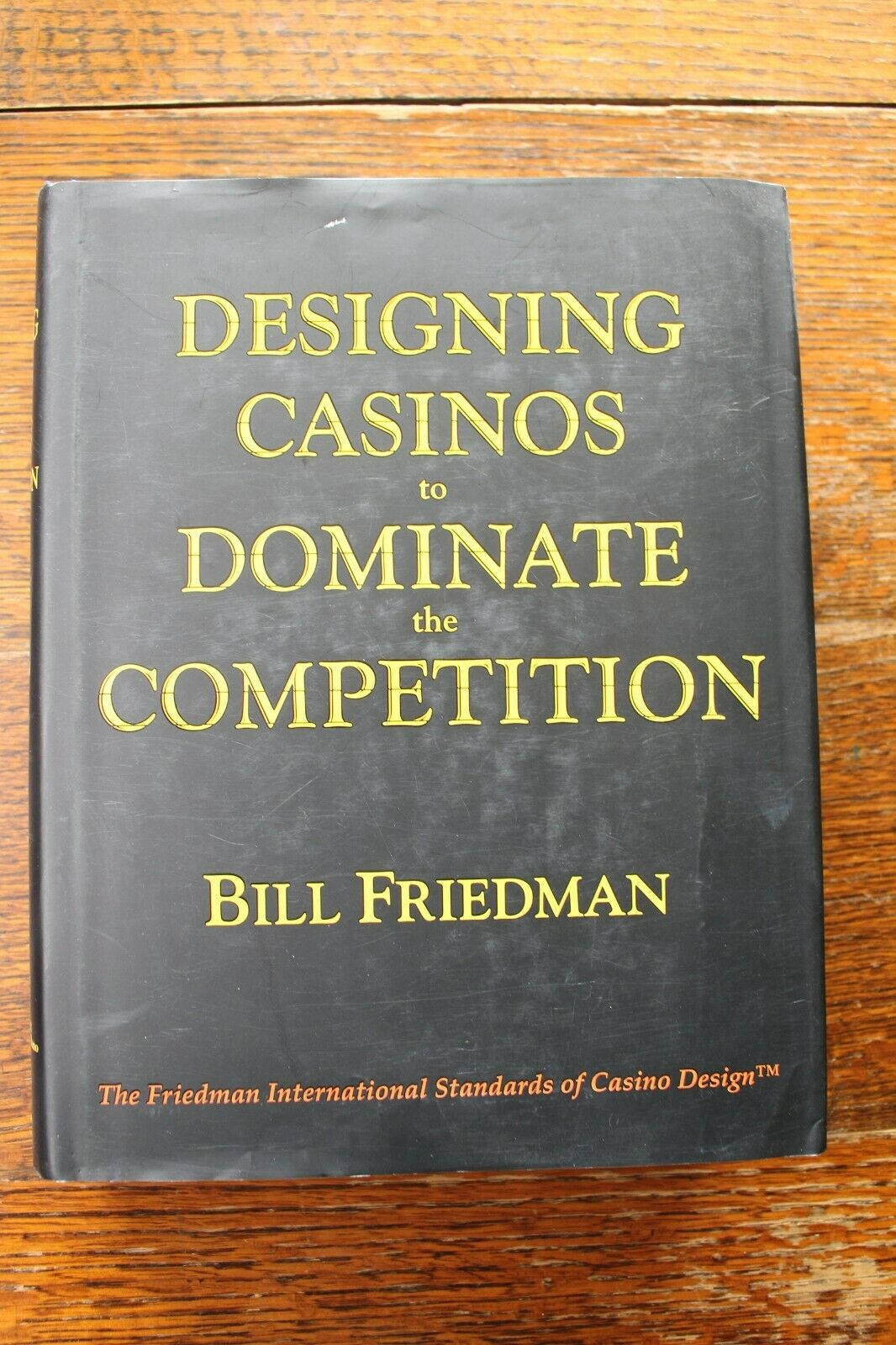 Casino casino competition design designing dominate friedman international standard game dog and cat 2