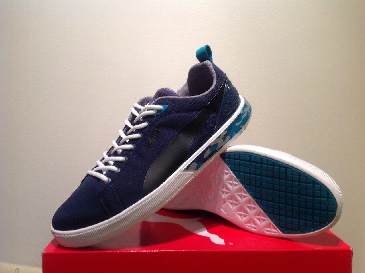 Puma  Future Suede Lite ( bluee ) shoes Men size 10 (no Box cover)