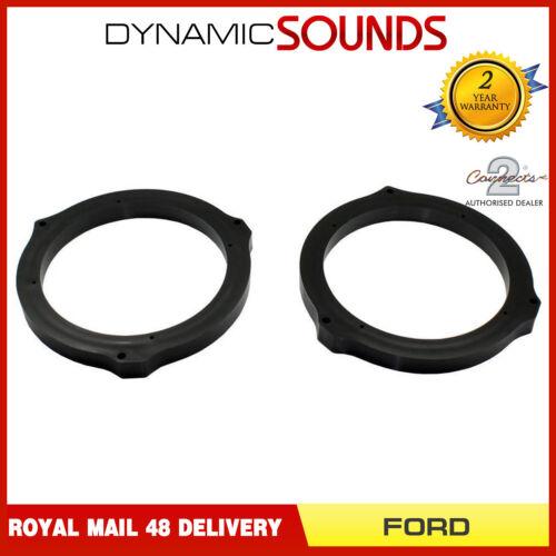 """CT25FD09 ford mondeo 2007 à partir de 165mm 6.5/"""" porte arrière voiture adaptateur de haut-parleur anneau"""