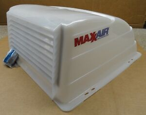 Rv Camper Trailer Maxxair Vent Cover White Maxx Max