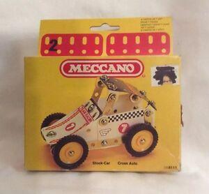 1981-MECCANO-Stock-Car-Cross-Auto-Erector-France-Unused-Original-086111-G2