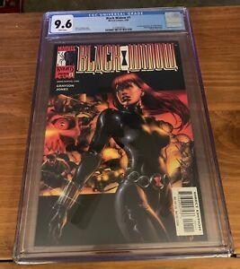Black Widow #1 CGC 9.6 1st Full App Yelena Belova new Black Widow Marvel Comics