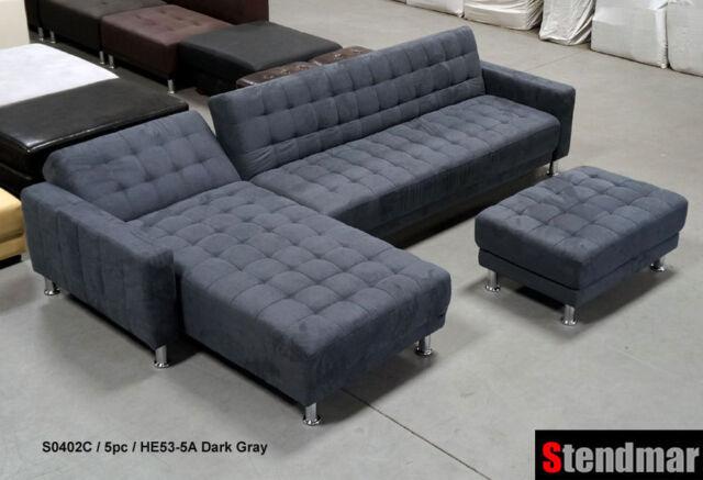 Super 3 Pcs Fabric Sectional Sleep Sofa King Bed S0402Cl Inzonedesignstudio Interior Chair Design Inzonedesignstudiocom