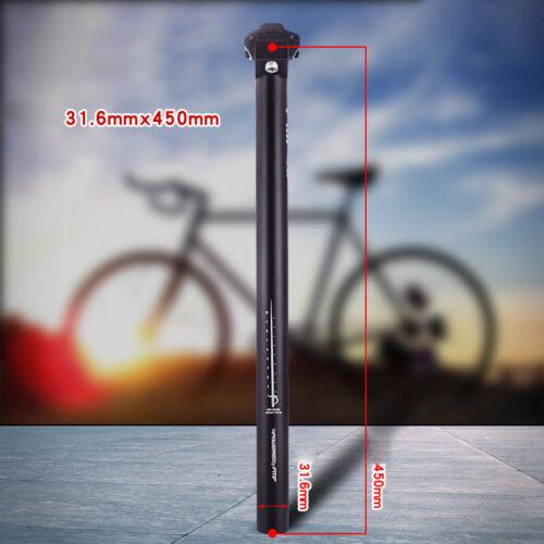 MTB Fahrrad Sattelstütze Aluminium Legierung Radsport MTB Sattelstütze
