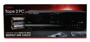 Ion-Tape-2-PC-Cassette-to-Digital-Audio-Conversion-System