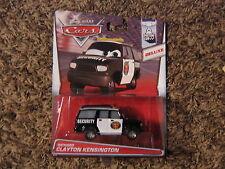 DISNEY PIXAR CARS RICHARD CLAYTON KENSINGTON DELUXE PISTON CUP SERIES