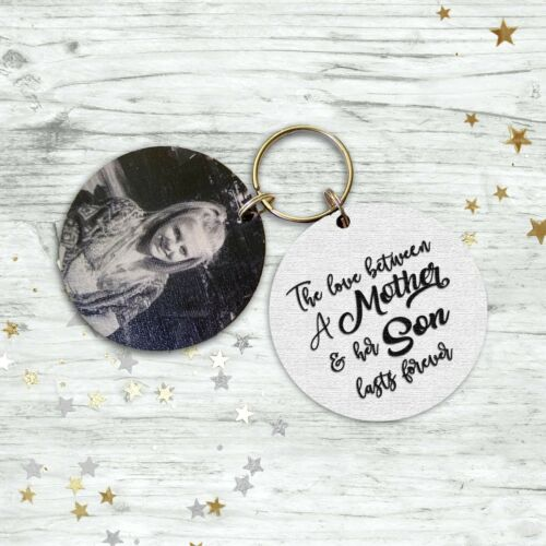 Gifts For Mother Mum From Son Family Presents Mothers Day Keyring Birthday Gifts