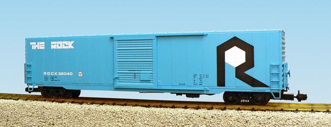 USA Trains G Escala 60 pies solo puerta coche de caja R20181A Rock Island