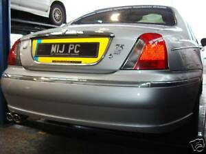 Direct-Fit-Rover-75-2l-Stainless-Steel-Exhaust-System