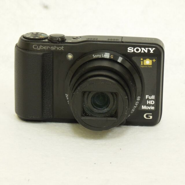 sony cyber shot dsc hx20v 18 2mp digital camera black ebay rh ebay com Cell Phone Operation Manuals 1985 Yamaha Moto 4 Manual
